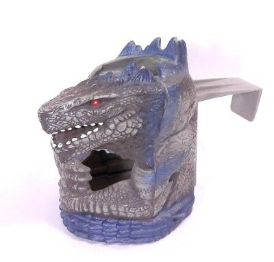 1998 Toho Godzilla Movie Taco Bell Promotional Collector Cup Holder 3D Molded