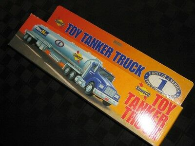 Sunoco 1994 Toy Tanker Truck - 1St One / Collectible - Lights, Horn, And More
