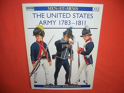Osprey Men at Arms 352, The UNITED STATES ARMY 1783-1811
