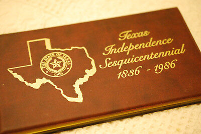 2Texas Independence Sesquicentennial 1836-1936 Commemorative Coins Set