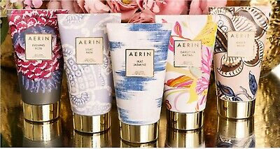 Women's Aerin Body Cream - Full Size (5oz/150ml) NEW IN BOX CHOOSE SCENT