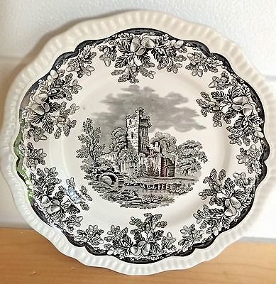 Spode Archive Collection Regency Series Large Stoneware Dinner Plate RUINS