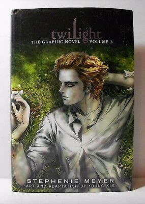 The Twilight Saga: Twilight 2 by Stephenie Meyer (2011, Hardcover / Hardcover)