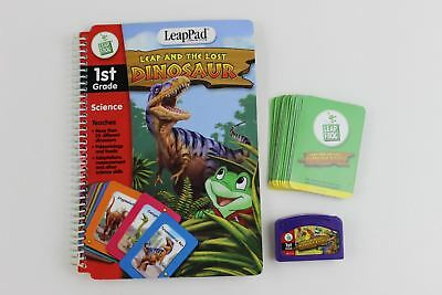 Leap Frog LeapPad Leap and the Lost Dinosaur / 1st Grade Science