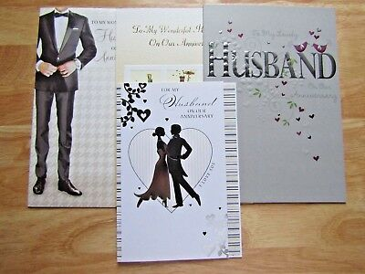 Husband happy anniversary greetings cards best wishes greeting