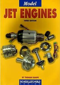 Model Jet Engines (3rd Edition) - Book - by Thomas Kamps