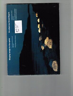 """CANADA  """"HISTORY & CULTURE of the INUIT"""" 8 BL/4 INCLUDED see scan cat $20 LOT304"""