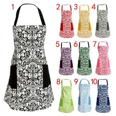 Cotton Kitchen Apron Catering Clothing Protective Chef Aprons with Pocket