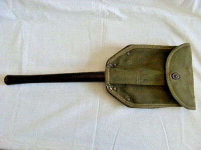 Original Wwii Us Military Entrenching Tool Ames Shovel 1945 Us Army Ww2 Wwii