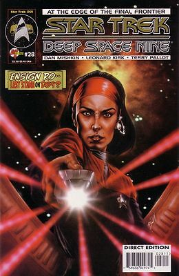 STAR TREK Deep Space Nine - At the edge of the final frontier #28 - DS9 Malibu