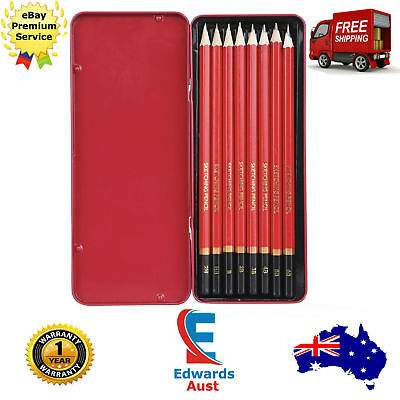 Grey Lead Pencils Sketching School Supplies Art Graphics Visual Design