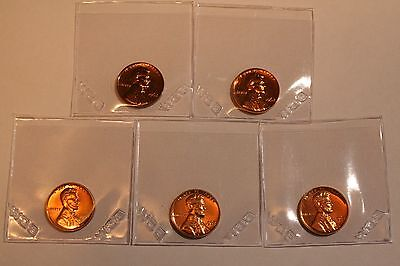 1962 PROOF LINCOLN MEMORIAL CENT PENNY  **Free Shipping**