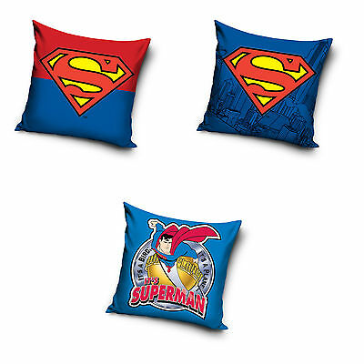 Superman Pillowcase Pillow Cover Pillowcase 40 x 40 cm