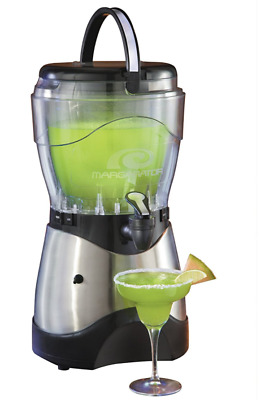 Margarita Maker Slushy Frozen Drink Machine Alcohol Electric Stainless Steel New