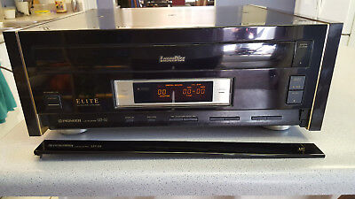 PIONEER Reference Laserdisc Player ELITE LD-S2 for Repair