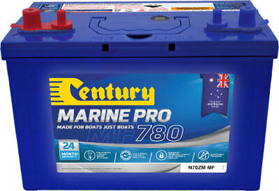 Century Marine Pro 780 Mf 24 Mths National Warranty Quality Australian Made