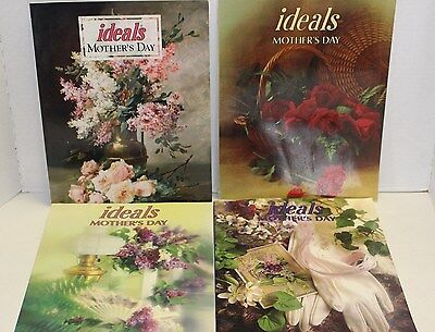 Lot of 4 - IDEAL MAGAZINES Mothers Day