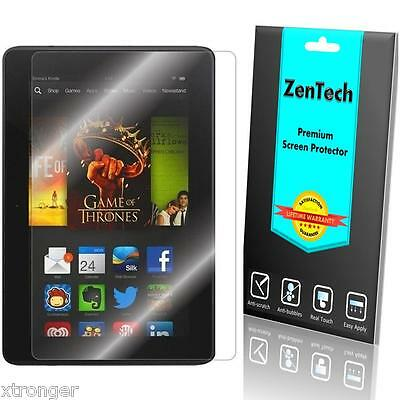 "2X ZenTech HD Clear Screen Protector Guard for Amazon Kindle Fire HDX 7"" (2013)"