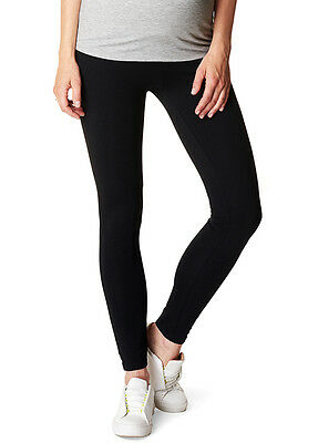 NEW - Esprit - Over Bump Maternity Leggings in Black