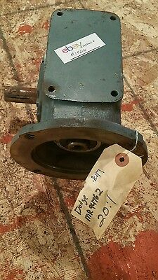 Dodge Tigear Gear Speed Reducer Worm Gearbox 20:1 Ratio       #1561W