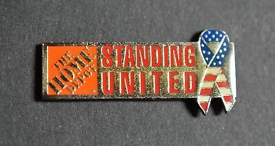 Home Depot Standing United Apron Pin