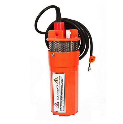 12V/24V Solar Water Well Pump Stainless Strainer Solar Submersible Well Pump