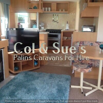 3 Bed Caravan to hire Towyn 2019 SEASON NOW AVAILABLE