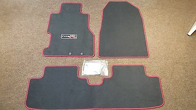 Genuine Honda Civic Type R  EP3 Carpet Mats Set 2001-2005 (Left Hand Drive)
