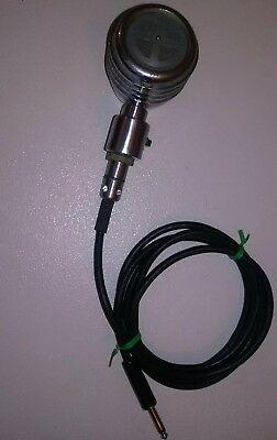 Vintage RARE 1940's Amperite PGH dynamic microphone old antique