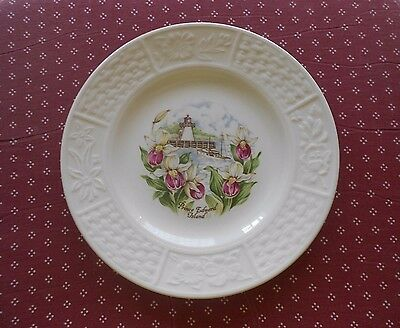 Prince Edward Island Decorative Plate By Weatherby- Royal Falcon Gift Ware