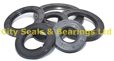 METRIC OIL SEAL (CHOOSE YOUR SIZE) 21MM to 32MM INTERNAL DIAMETER ALL IN STOCK