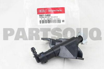 98671D4000 Genuine Hyundai / KIA TELESCOPE UNTT ASSY-HEAD LAMP
