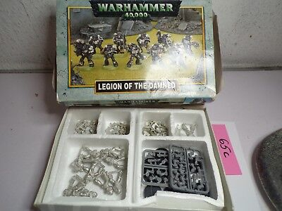 Warhammer 40k Legion of the Damned Rarität