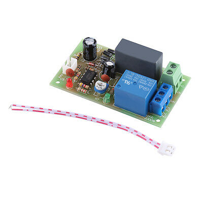 AC220V Trigger Delay Switch Turn On/Off Board Timer Relay Module PLC Adjustable*