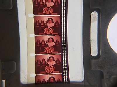 16mm film THIS IS AMERICA PT II Italian mondo movie exploitation JABBERWALK
