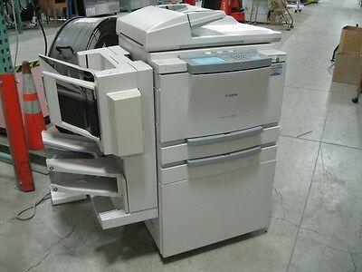 Canon imageRUNNER 210S Black & White Copier used tested