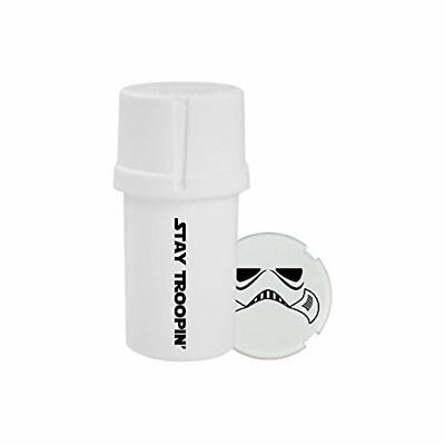 Medtainer Storage Container W/ Built-In Grinder - Troopin' (Imperial Collection)