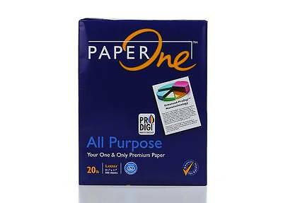 PaperOne All Purpose Printer Paper, Letter, White - 500 Sheets