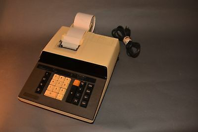 Vintage Unitrex Classic 40 Paper Tape Calculator