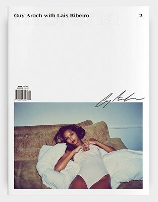 Morena Magazine #2 by Guy Aroch—SOLD OUT—Purienne Lui Treats! Polanski Le Petit