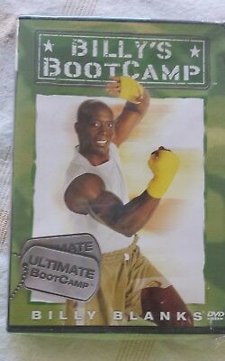 Billy Blanks DVD ultimate boot camp