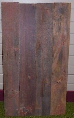 Antique Rustic Red Barn Wood Siding Weathered Old Barn Board Reclaimed Wood