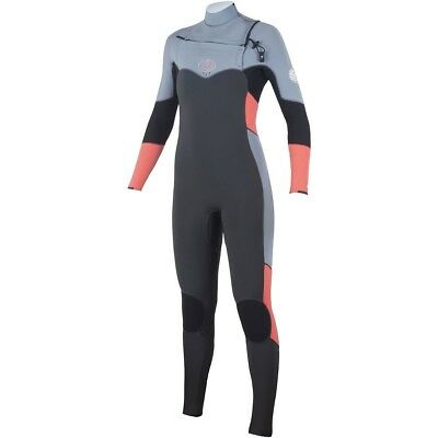 (Size 10, Grey) - Rip Curl WMNS Flash Bomb 32Gb STMR Wetsuit. Unbranded