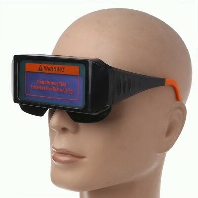 Solar Auto Darkening Mask Welding Helmet Eyes Goggle Welder Glasses Arc TIG MIG