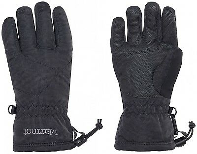 (Black, X-Large) - Marmot Glade Boys Black 2016 Glove. Shipping Included