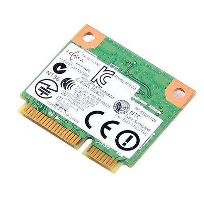 Atheros AR5B225 Wireless-N 150Mbps Wifi Bluetooth 4.0 Half Mini PCI-E Card
