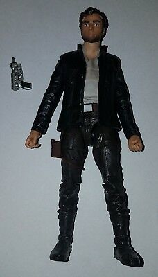 "Star Wars Black Series Wave 13 The Last Jedi POE DAMERON Loose 6"" Figure Hasbro"