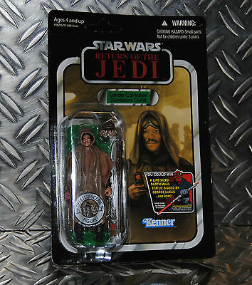 Star Wars Vintage Collection Lando Calrissian Sandstorm VC89 MOC UNPUNCHED