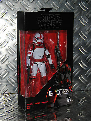Star Wars Black Series Imperial Shock Trooper (15cm) Battlefront Exclusive