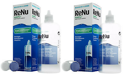 ReNu MultiPlus 2x360ml MHD: 2018-12